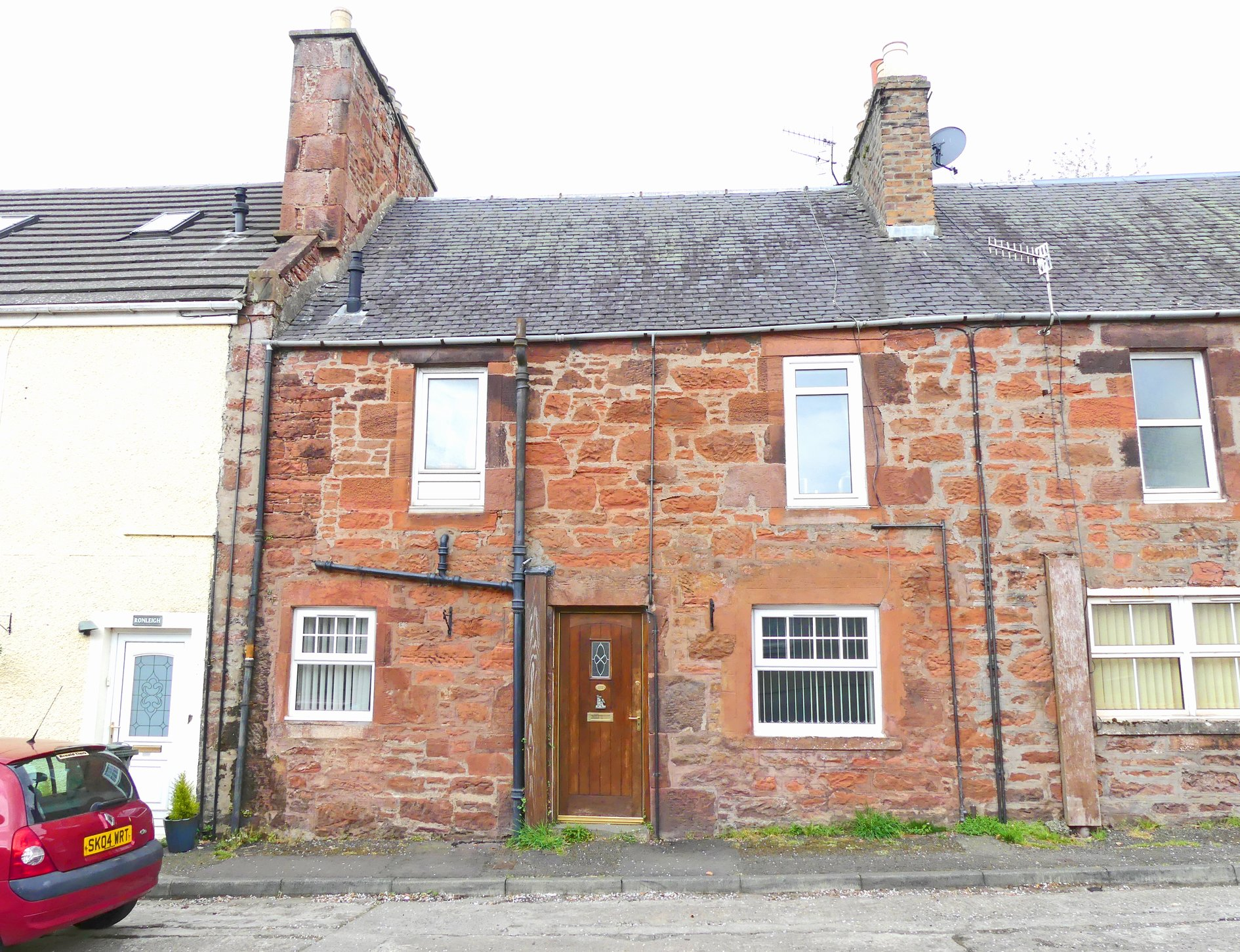 Earnside Cottage, Back Street